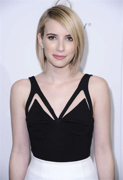 Emma Roberts - ELLE's Annual Women in Television ...