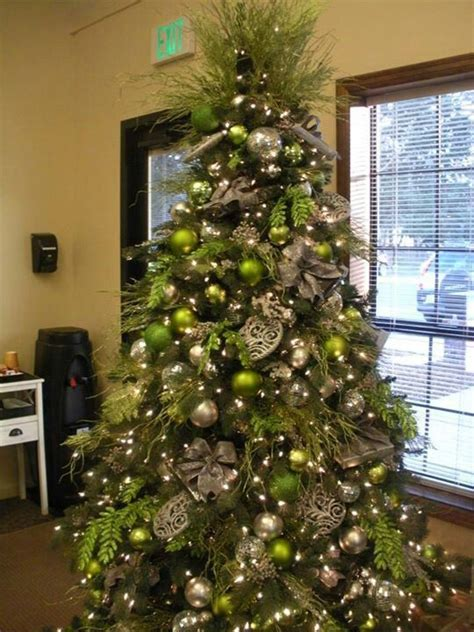 green  silver   office  nwc christmas ideas