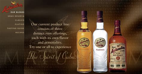 matusalem rum notcot