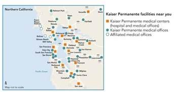 kaiser permanente phone number kaiser permanente 174 uc berkeley of california