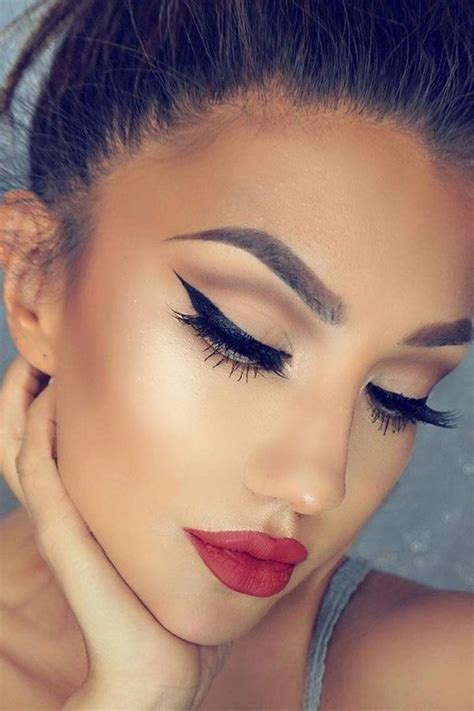 romantic valentines day makeup    fashions fashion beauty diy crafts