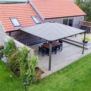 Pavillon Mit Stegplatten : pavillon palermo 4300 von g rtner p tschke ~ Whattoseeinmadrid.com Haus und Dekorationen
