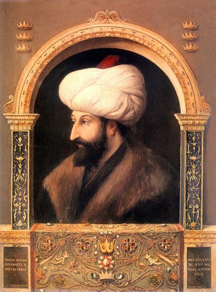 Büyük türk hükümdarı, i̇stanbul'un fatihi hakkında bakalım neler öğreneceğiz. Oryantal Tablolar, Portreler Fatih Sultan Mehmet Kanvas Tablo   Arty Tablo