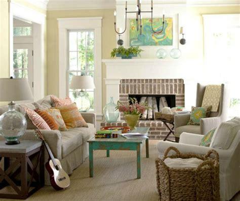 cottage livingroom 10 ways to create coastal cottage style