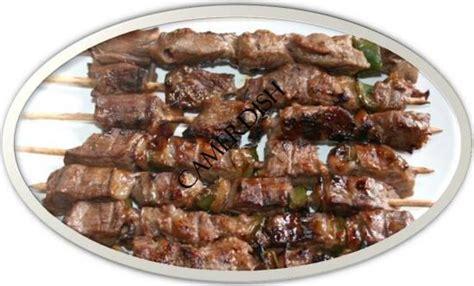 cuisine africaine camerounaise brochettes de soya