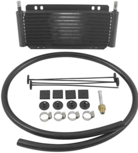 transmission coolers by derale for 2013 odyssey d13501