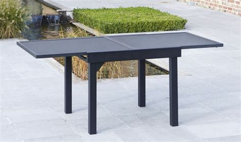 table de jardin avec rallonge table de jardin avec rallonge salon de jardin resine solde newbalancesoldes