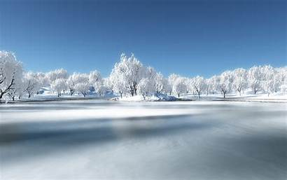 Winter Landscape Desktop Fantastic Pixelstalk