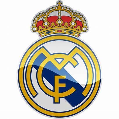 Madrid Cf Football Logos Spanish Liga Club