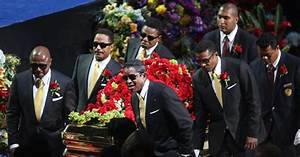 Michael Jackson's funeral service, 2009 - Photos - Michael ...