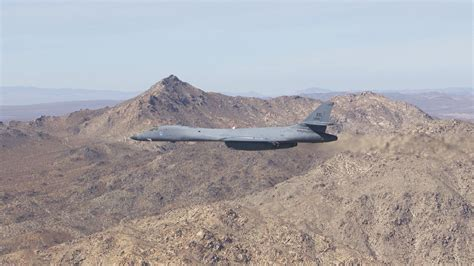 Air Force, Bomber, Rockwell B 1 Lancer, Military
