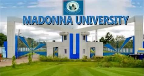 madonna university tuition school fees schedule