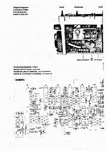 Grundig Rf510 510ph 530 550 Chassis Rc200 Service Manual