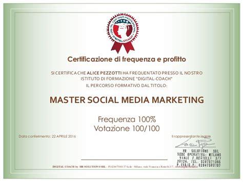 cora si e social corsi social media marketing scegli tra oltre 15 corsi