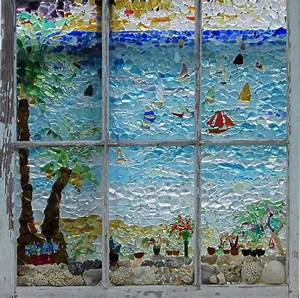 By, The, Sea, Glass, Art, By, Anne, Marie, Brown