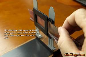 How To Copy Scan Convert Color Negatives With Shotcopy