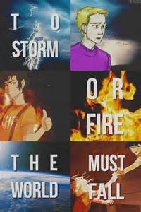 Percy Jackson Heroes of Olympus Seven