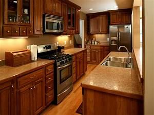 galley kitchen 1556