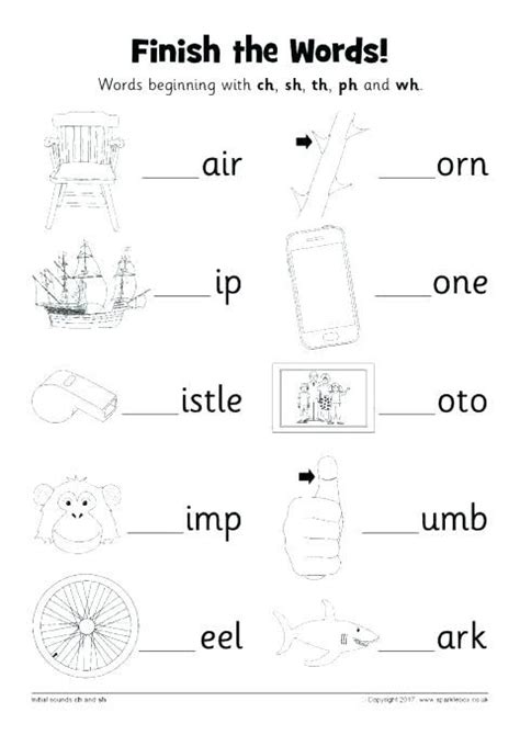 80 fun phonics worksheets kittybabylove com