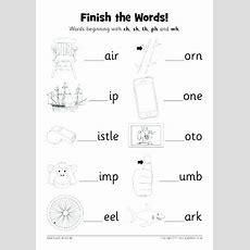 80 Fun Phonics Worksheets Kittybabylovecom