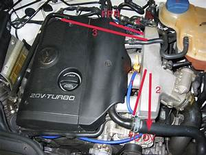 Audi 1 8 20v Turbo Engine