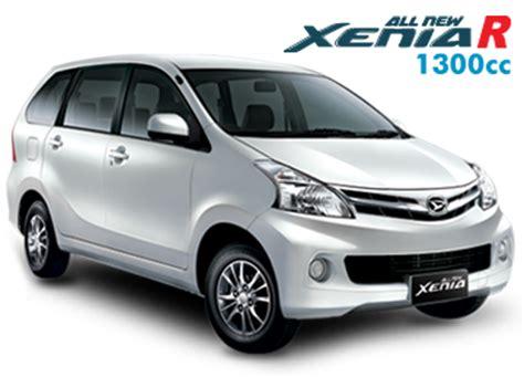 spesifikasi mobil daihatsu   xenia detailmobilcom