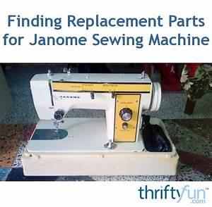 Janome Sew Mini Model 525 Manual
