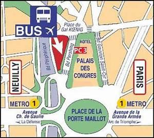 Porte Maillot Bus : m tro bus taxi v lo v lib b teau et batobus paris ~ Medecine-chirurgie-esthetiques.com Avis de Voitures