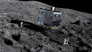 Rosetta's Philae successfully lands on comet 67P: Watch it ...