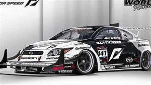 Tc Automobile : 1100hp scion tc awd racer by team nfs first pics ~ Gottalentnigeria.com Avis de Voitures