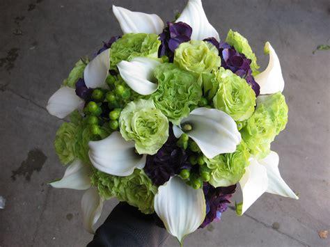 flower wedding bouquets purple hydrangea stadium flowers