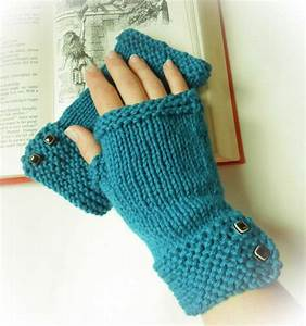 For Keeping Those Fingers Warm  Fingerless Gloves Mitts