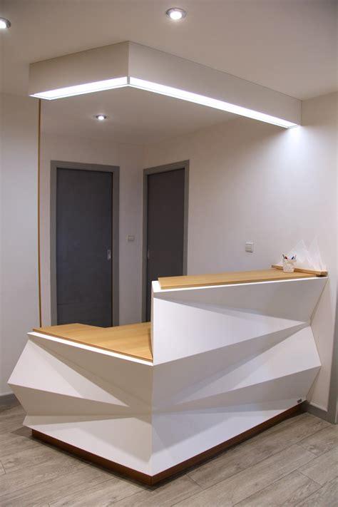 bureau banque banque d 39 accueil origami en métal fabricant meuble metal