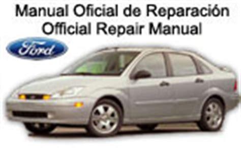 2004 2005 ford focus manual de reparacion y mecanica