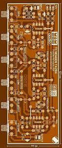 Pcb Tone Control Newgen Ta284