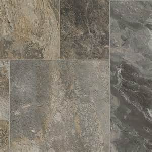 Earthscapes Vinyl Flooring Titanium by Earthscapes Titanium Mixed Slate By Earthscapes From