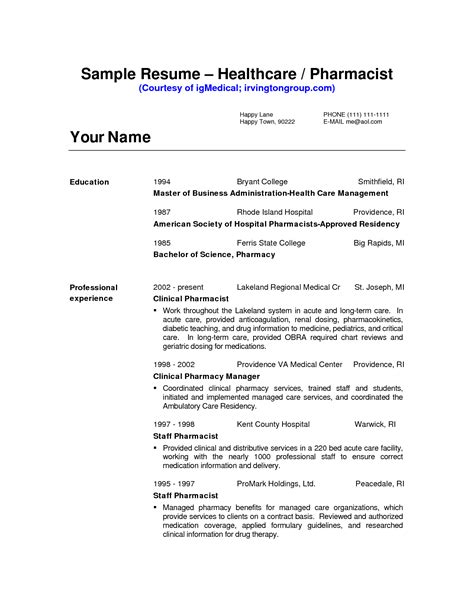 retail pharmacy assistant resume sle resume for pharmacists sales pharmacist lewesmr