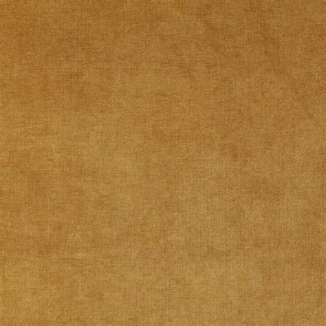 Upholstery Velvet by D236 Gold Solid Durable Woven Velvet Upholstery Fabric By