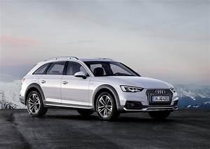 Audi A : official 2016 audi a4 allroad quattro gtspirit ~ Gottalentnigeria.com Avis de Voitures