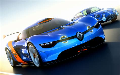 Renault Alpine A110 50 Concept 3 Wallpaper