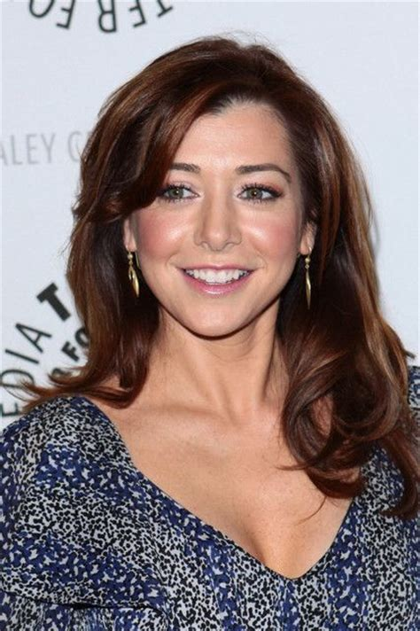 alyson hannigan hair color 1000 images about h i m y m on aldrin