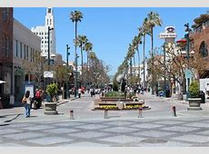 Third Street Promenade, Santa Monica, CA California Beaches