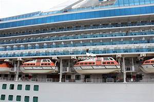 Golden Princess Deck Plans  Diagrams  Pictures  Video