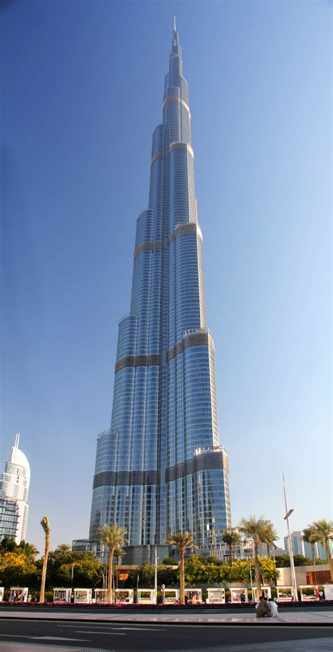 Burj Khalifa Dubai Tallest Building In The World 16