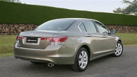 2008 Honda Accord Coupe Reviews by Honda Accord Used Review 2008 2013 Carsguide
