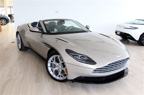 2019 Aston Martin Db11 V8 Volante [call To Order] Stock