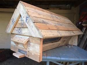 Comment Faire Une Ruche : fabriquer une ruche avec des palettes la ruche horizontale ~ Melissatoandfro.com Idées de Décoration