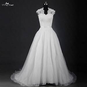 queen anne neckline fit flare lace wedding dress helen With queen anne wedding dress