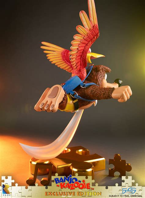 Banjo Kazooie Exclusive