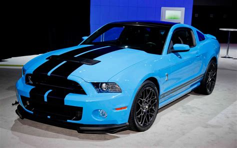 2018 Ford Shelby Gt500 Wallpapers Mustang News